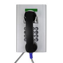 Telefono GSM / VoIP / IP66 / per banco