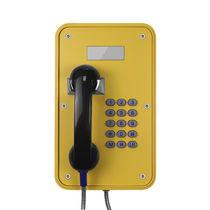 Telefono analogico / VoIP / IP66 / IK10
