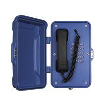 Telefono SIP / IP66 / per applicazioni ferroviarie / per galleria