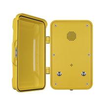 Telefono VoIP / IP67 / per applicazioni ferroviarie / per galleria
