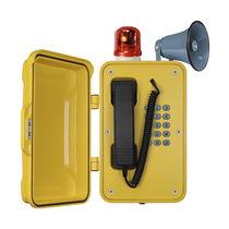 Telefono analogico / VoIP / IP66 / IP67