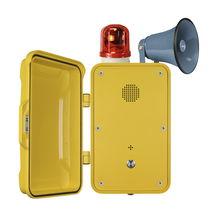 Telefono analogico / VoIP / IP67 / per applicazioni ferroviarie