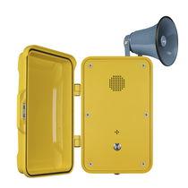 Telefono GSM / VoIP / IK10 / IP67