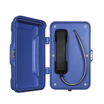 Telefono SIP / IP67 / per applicazioni ferroviarie / per galleria