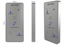 Telefono VoIP / IK10 / IP67 / per applicazioni ferroviarie
