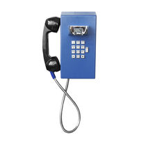 Telefono analogico / VoIP / IK10 / IP67