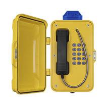 Telefono VoIP / IP66 / per pompieri / per galleria