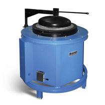 Forno di fusione / a pit / elettrico a resistenza / per metalli non ferrosi