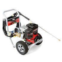 Pulitrice con motore a combustione / mobile / ad alta pressione