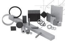 Magnete permanente a parallelepipedo / cilindrico / ad anello / a barra cilindrica