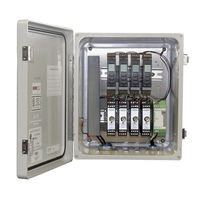 Sistema di sorveglianza di vibrazioni / a 4 canali