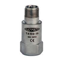 Accelerometro 1 asse / piezoelettrico / con uscita di temperatura