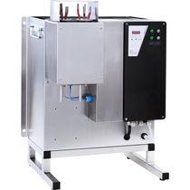 Refrigeratore di gas / per compressore / per campioni / con motore AC