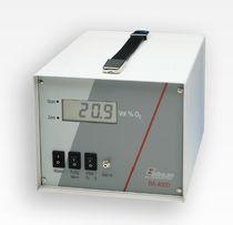 Analizzatore di ossigeno / di concentrazione / portatile / IP54