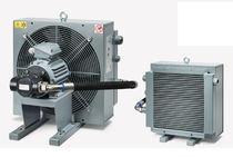 Refrigeratore d'aria / per olio / per applicazioni idrauliche / compatto