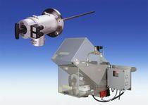 Sonda di prelievo di gas / in acciaio inossidabile / riscaldato / di processo