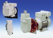 Pompa a gas / elettrica / a soffietto / in PTFE