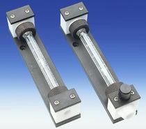 Misuratore di portata a sezione variabile / per gas / in tubo di misura / in plastica