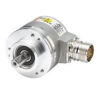 Encoder rotativo assoluto / ottico / ad albero pieno / multigiro