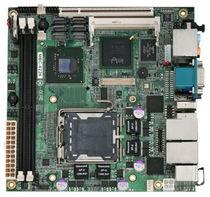 Scheda madre mini-ITX / Intel® Core 2 Quad / Intel 945G / DDR2 SDRAM