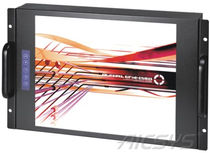 Monitor industriale / LCD / touch screen / 1280 x 1024