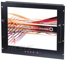 Monitor industriale / LCD / touch screen / 1024 x 768