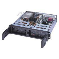 Telaio PC benchtop / per rack / 2U / per scheda madre mini-ITX