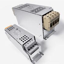 Filtro elettronico passa-basso / passivo / avvitabile / trifase