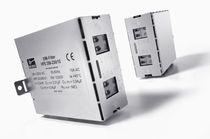 Filtro elettronico passa-basso / attivo / EMI / su guida DIN