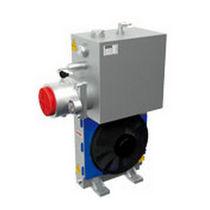 Refrigeratore per olio / IP67 / a motore DC / a piastre saldo brasate