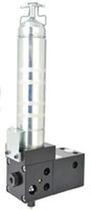 Pompa idraulica lubrificata