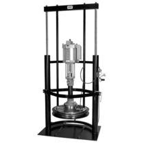 Pompa per colla / pneumatica / in acciaio inossidabile / in acciaio al carbonio