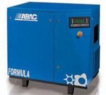 Compressore ad aria / trasportabile / a vite / lubrificato