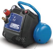 Compressore ad aria / portatile / a pistone / senza olio