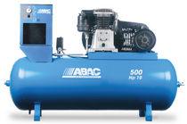 Compressore ad aria / stazionario / a pistone / con essiccatore