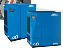 Compressore ad aria / stazionario / a vite / lubrificato