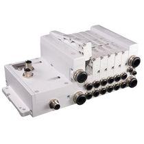 Distributore idraulico a cassetto / a comando diretto / in alluminio / modulare