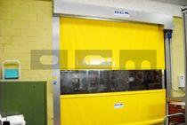 Porte ad avvolgimento / in PVC / per magazzini frigoriferi / per interno