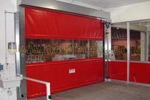 Porte personalizzate / ad avvolgimento / per interno / rapide