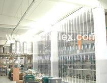Porte a strisce flessibili / in PVC / per l'industria agroalimentare / industriali