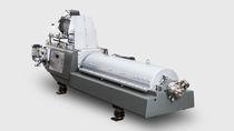 Decantatore centrifugo / orizzontale / per l'industria chimica / 3 fasi