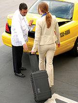 Valigia di protezione / di acciaio / con impugnatura