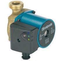 Pompa centrifuga / per acqua / di ricircolo / ad accoppiamenti magnetici