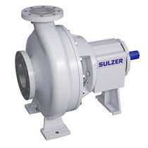 Pompa fango / elettrica / centrifuga / monostadio