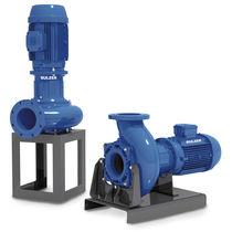 Pompa fango / per acque reflue / per acqua chiara / elettrica