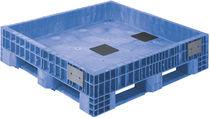 Cassa-pallet in polietilene / per trasporto pesante