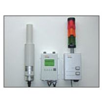 Indicatore di processo / digitale / integrato / con allarme