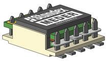 Trasformatore di isolamento / planare / ad inserimento / monofase