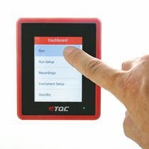 Registratore di dati di temperatura / con display