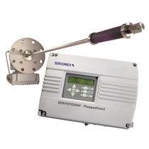 Analizzatore di ossigeno / di gas / di temperatura / da integrare